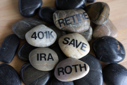 IRA ROTH investments income