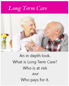 long term care LTC benefits